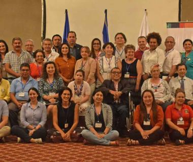 """Taller Regional """"La Inclusión Salva Vidas"""" Oportunidades y Retos en la Gestión Inclusiva del Riesgo de Desastres"""
