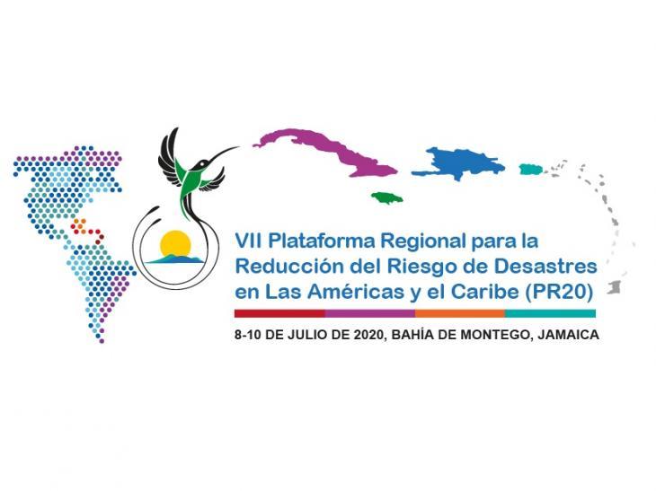 Logo del VII plataforma regional RRD