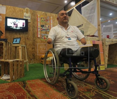 EFE investigates disability and disasters